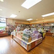 【売店】野地温泉ホテル限定品も販売しております!