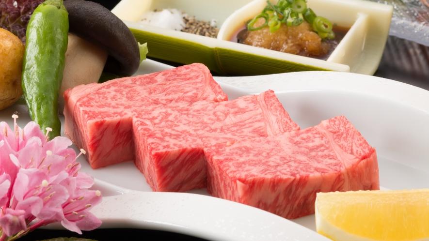 福島県産黒毛和牛網焼 ※イメージ