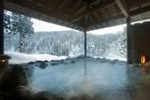 降る雪が奏でる静かな旋律に、そっと耳を澄ますひと時。