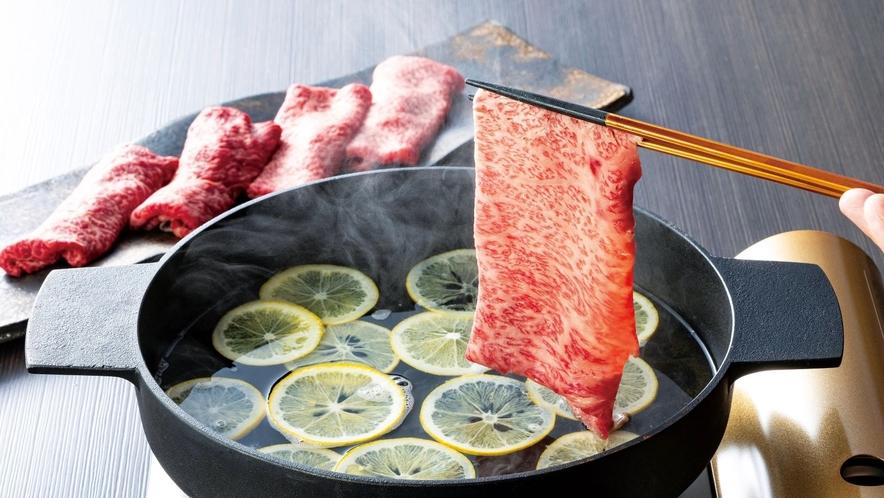 高森和牛れもんすき煮