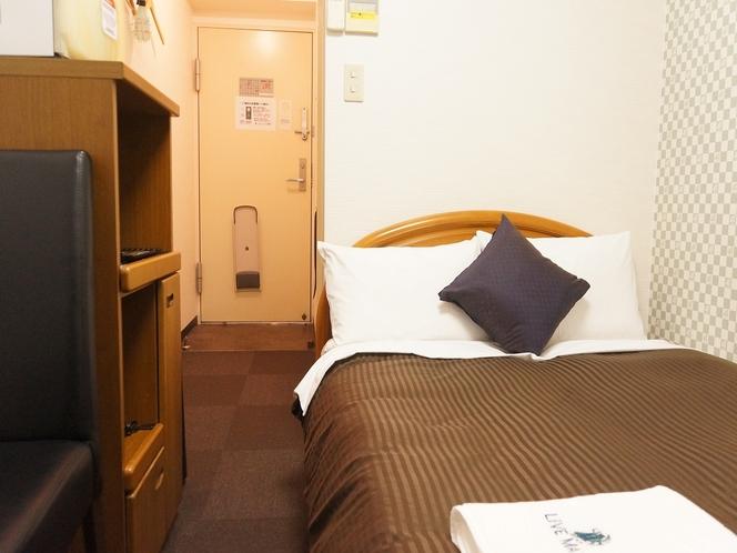 ◆シングルルーム◆(ベッド幅120cm)