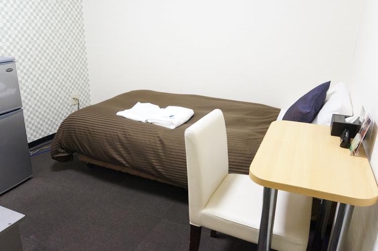 ◆シングルベッドルーム◆ベッド幅(100cm)