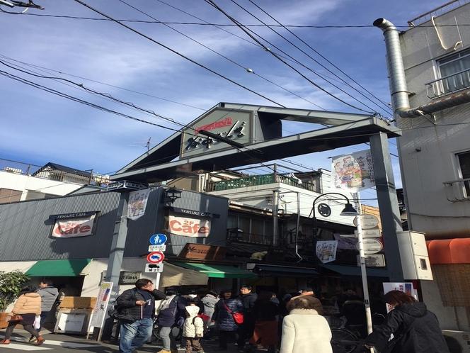 ◆谷中銀座商店街