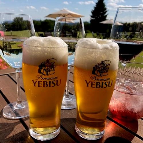 お食事 神石高原で夏のわいわいブッフェ 飲み放題 ※イメージ