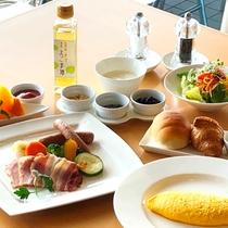 ご朝食|洋食
