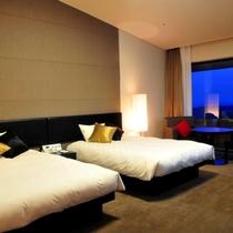 お部屋|ツインルーム