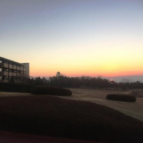 景色 初日の出