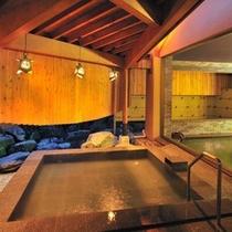 *【女性大浴場】露天風呂/露天風呂から季節の風をお楽しみください。