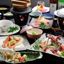 さくらPremiumお魚セレクションディナー <一例です>