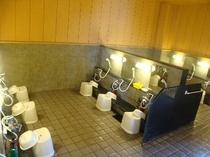 大浴場 鏡