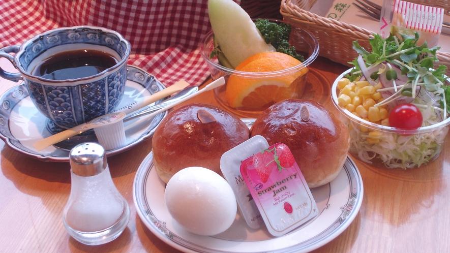 *朝食(洋食)