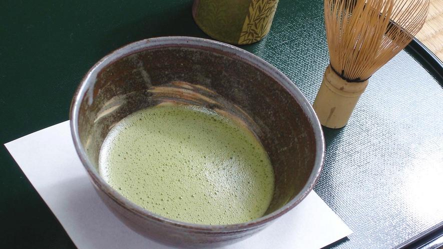 *かぶせ抹茶(街道茶店)