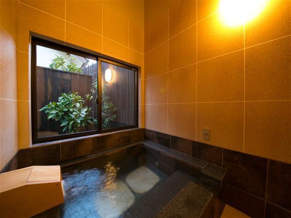 和洋室の内風呂