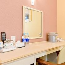 *【客室一例】ツインルーム(洗浄機付きユニットバス完備