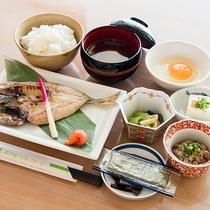 *【朝食一例:和食】和食or洋食お好みのメニューをお選びいただけます