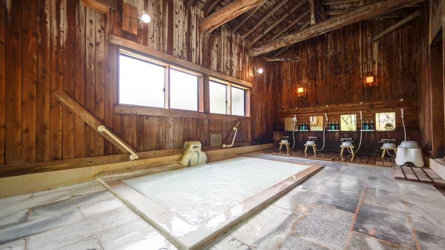 女性浴場「姫の湯」