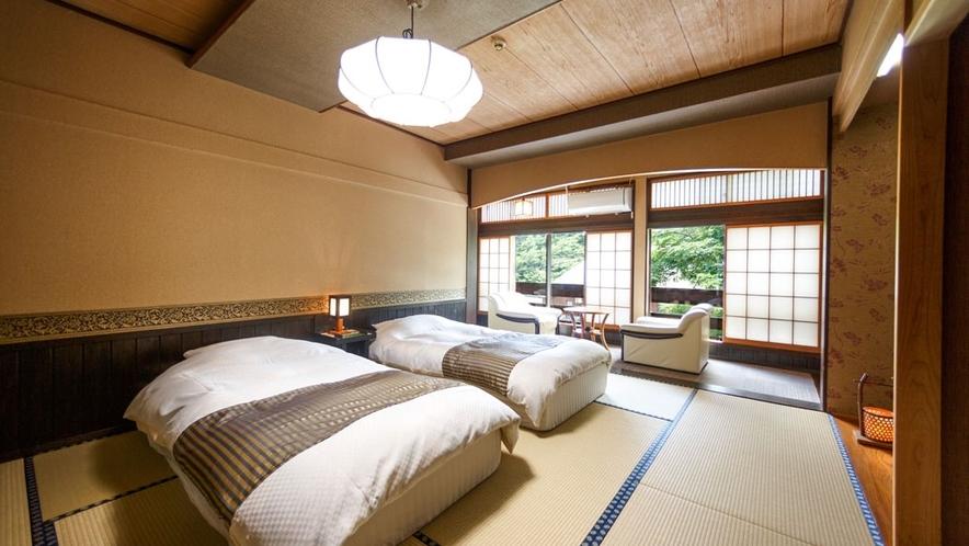 10畳和室ベッド
