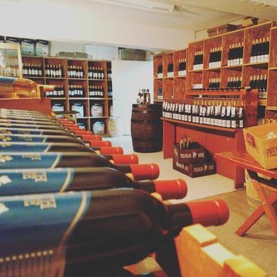 【朝食付】カップル応援プラン♪ あまーい二人には、当館醸造のワイン1本プレゼント★ 【旅して応援!】