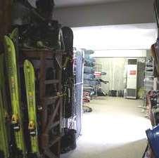 ・冬はスキー乾燥室も完備・