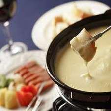 ・・・チーズフォンデュ・・・