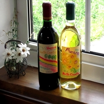 ・オリジナルワイン作り・