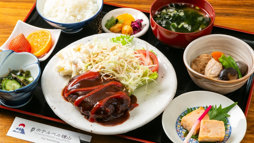 【おかえり飯】サービス夕食:メニューは日替わりです