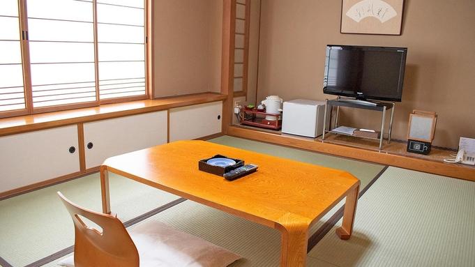 「素泊り」和室でのんびり♪寛ぎのひとときを楽しむ!大浴場・サウナ完備!全館無料WiFi