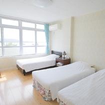 【星の家-ハレホク-】寝室一例