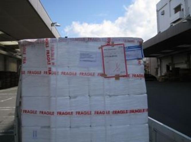 イタリアから直輸入食材