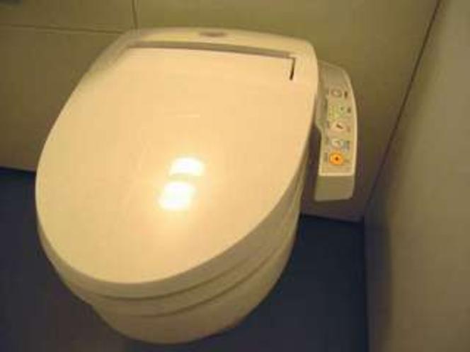 シャワートイレ♪