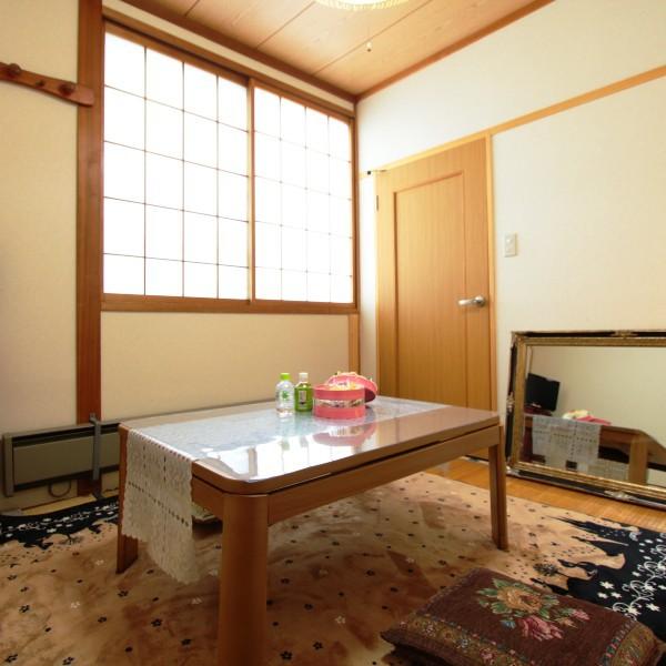【客室】203・和洋室(グリーン)