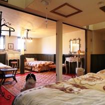 【客室】301・洋室6ベッド