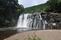 竜門の滝(近くから)