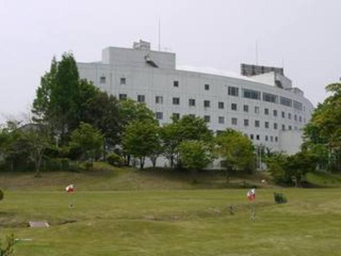 大金温泉グランドホテル外観