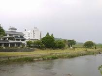 大金温泉グランドホテル外観2