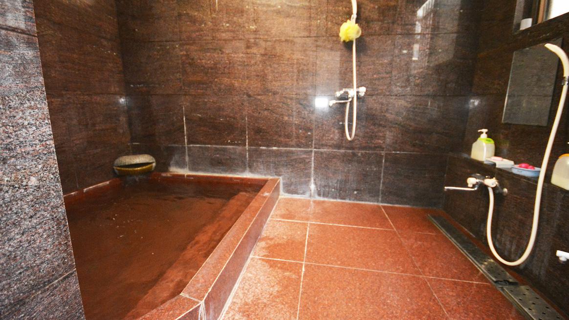 *館内一例:浴場(男湯)