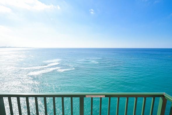 -絶景ならこちらから- 素泊り【オーシャンフロント確約&バルコニー付】海が見えるサウナ付き大浴場無料
