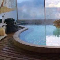 貝殻風呂1