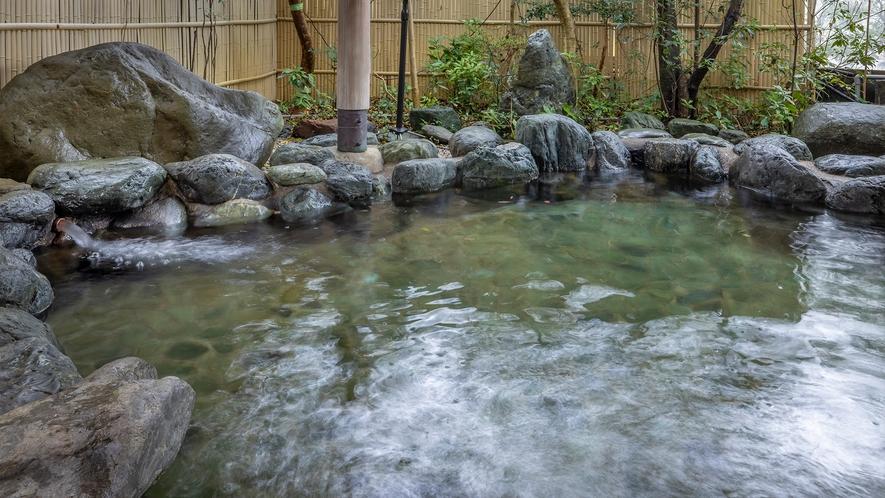 【露天風呂】天泉の湯