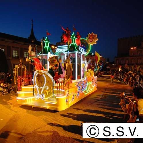 志摩スペイン村 ナイトパレード