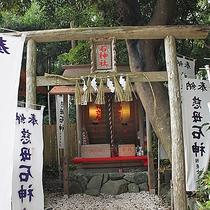 相差/神明神社 石神さん