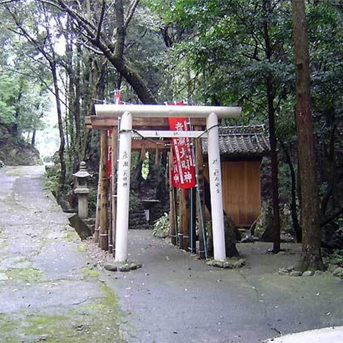 彦瀧神社--鳥羽三女神の一つ彦瀧神社