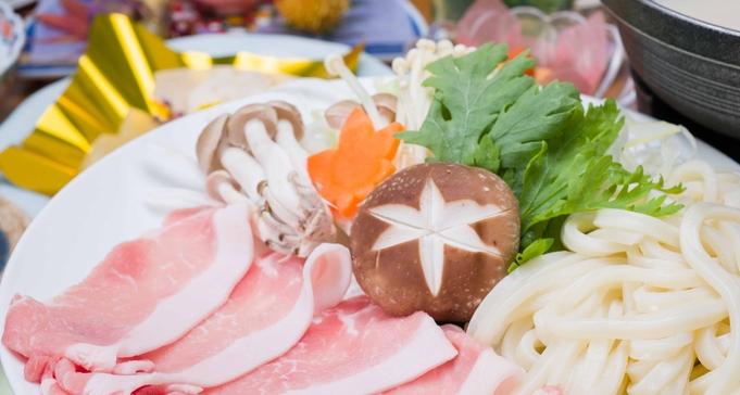 【楽天トラベルセール】かけ流し露天風呂と栃木県産和牛豆乳しゃぶしゃぶの贅沢コース