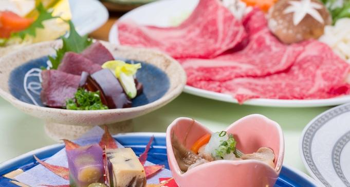 さき楽30日前◆4000円引★栃木県産和牛の豆乳しゃぶしゃぶコース♪