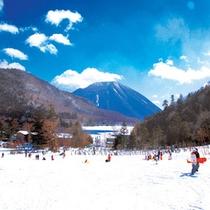 *日光湯元温泉スキー場