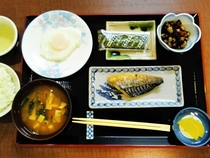 朝食【日替わり一例】(和食のみ)