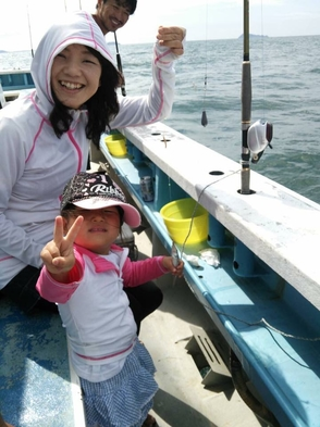 <体験フィッシング(宿泊当日体験)>初心者もOK!知多半島周辺で船釣りを楽しむ