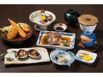 南知多「崎っぽ料理」お手軽コース