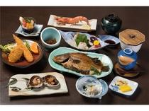 南知多の「崎っぽ料理」伊勢湾コース