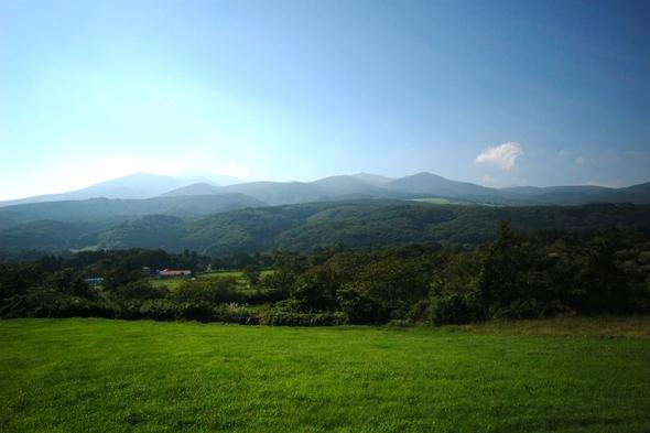 【あだたら山ロープウェイチケット付!】10分間の空中散策で美しい緑の大パノラマを体感♪